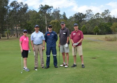 2018 AIBA Lifeflight Charity Golf Day